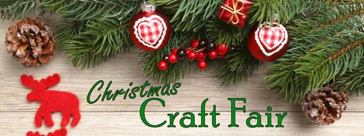 Christmas Crafts 2019.Holiday Craft Show 11 9 2019 Wyoming Church